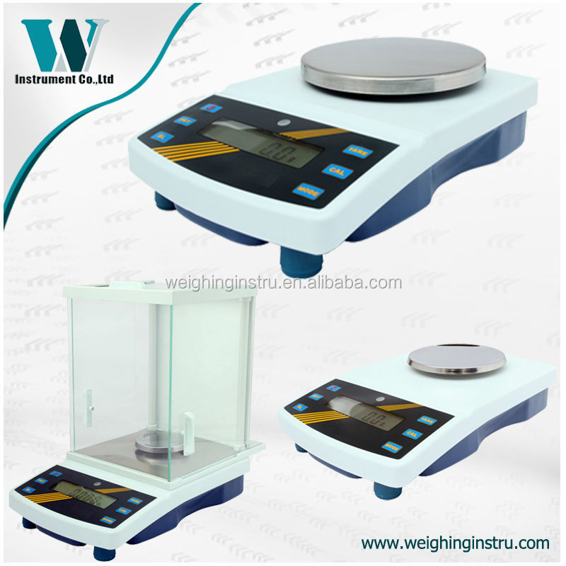 2kg 0.01g industrial counter scale analytical