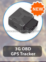 3G GPS Locator Detectors Electric SOS 3G WCDMA GPS Tracker For Car/Vehicle