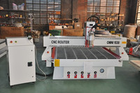 OMNI 1530 cnc router/machines for furniture industry