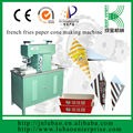 Hot sale in southeast Aisa semi auto paper box contanier making machine