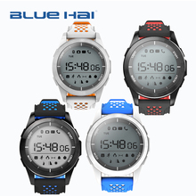 Higt Quality 1.1 Inch Waterproof Smart Watch IP68 Bluetooth Smart Watch Mobile Phones Support Camera Romote Control