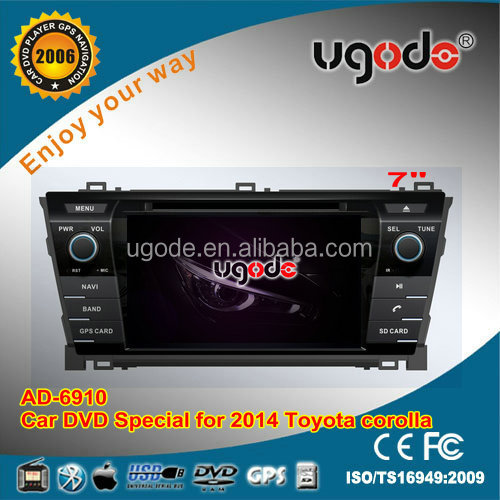 for 2014 Toyota corolla multimedia navigation system