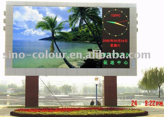 Ph25 Full Colour Led outdoor advertising screen