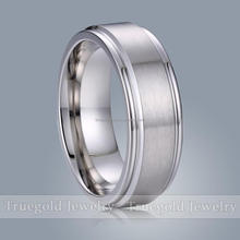 Engravable stainless steel ring blanks,comfort stainless steel ring