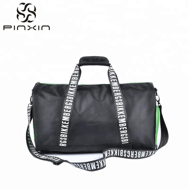 0914461b84f04 Fabricantes de China de encargo barato deportes hombre de almacenamiento de  bolsa de lona equipaje bolsa