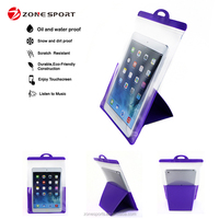 Waterproof case for different iPad, the best dirtproof, waterproof, oilproof bag for family in kitchen