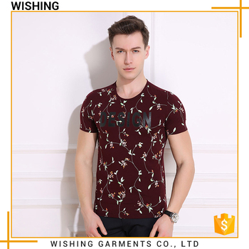 OEM Anti-Shrink wholesale dry fit mens t shirts