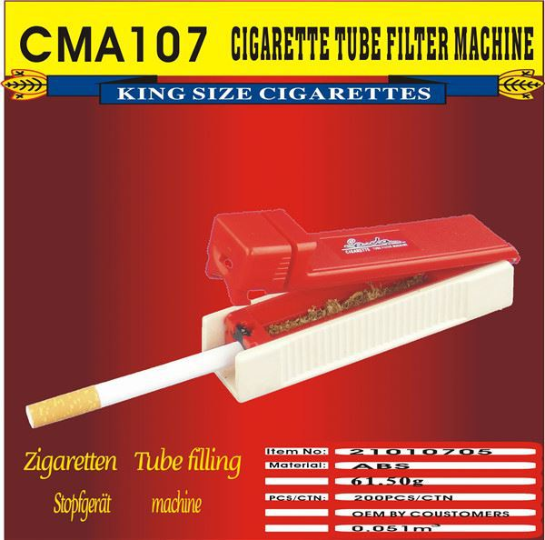 HOT SALE Newest Fashion! all kinds of smoking maker filter cigarette wholesale