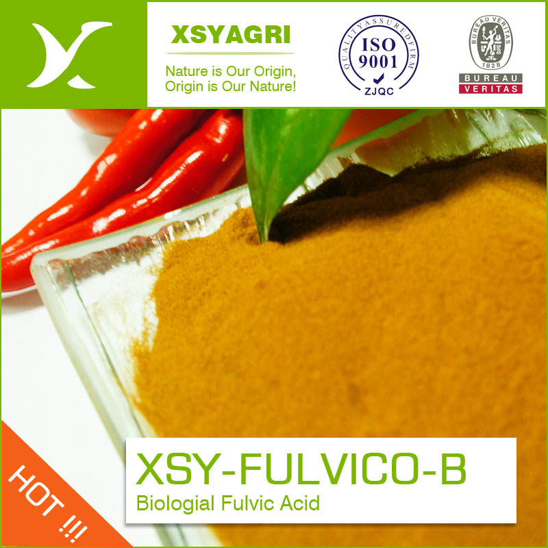 Bio Fulvic Acid for Crops Growth Regulators
