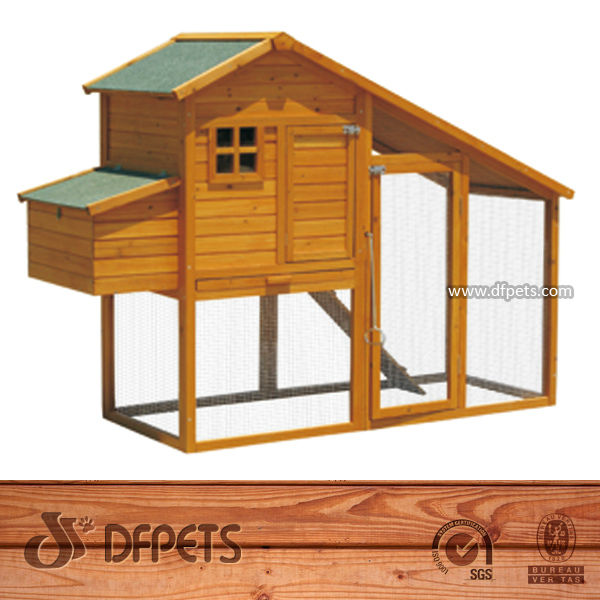 Plans For Chicken Coops Duck Cage Rabbit Cage DFC007