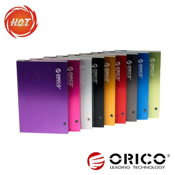 ORICO 2595SUS3 2.5inch External HDD Enclosure USB3.0+eSATA