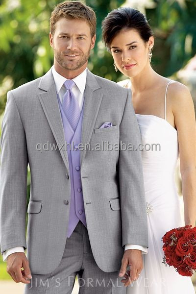 2014 Top Quality New Style Wedding Wholesale summer wedding suits men