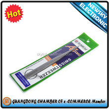 Electric tweezer curved and straight for mobile phone laptop and computer repair