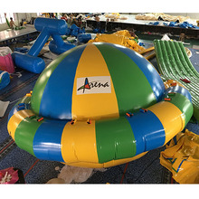 Inflatable Water Play Planet Saturn Water Toys For Water Park