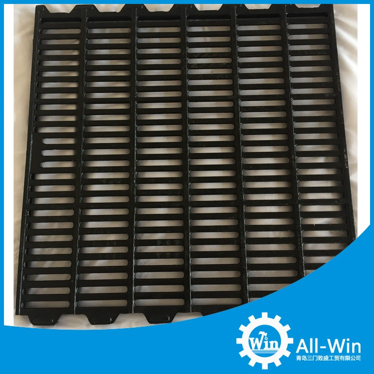 hot sale long lasting iron cast slat pig floor for sow