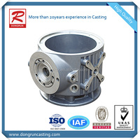 China high quality Aluminum Gravity Die Casting with CNC machining