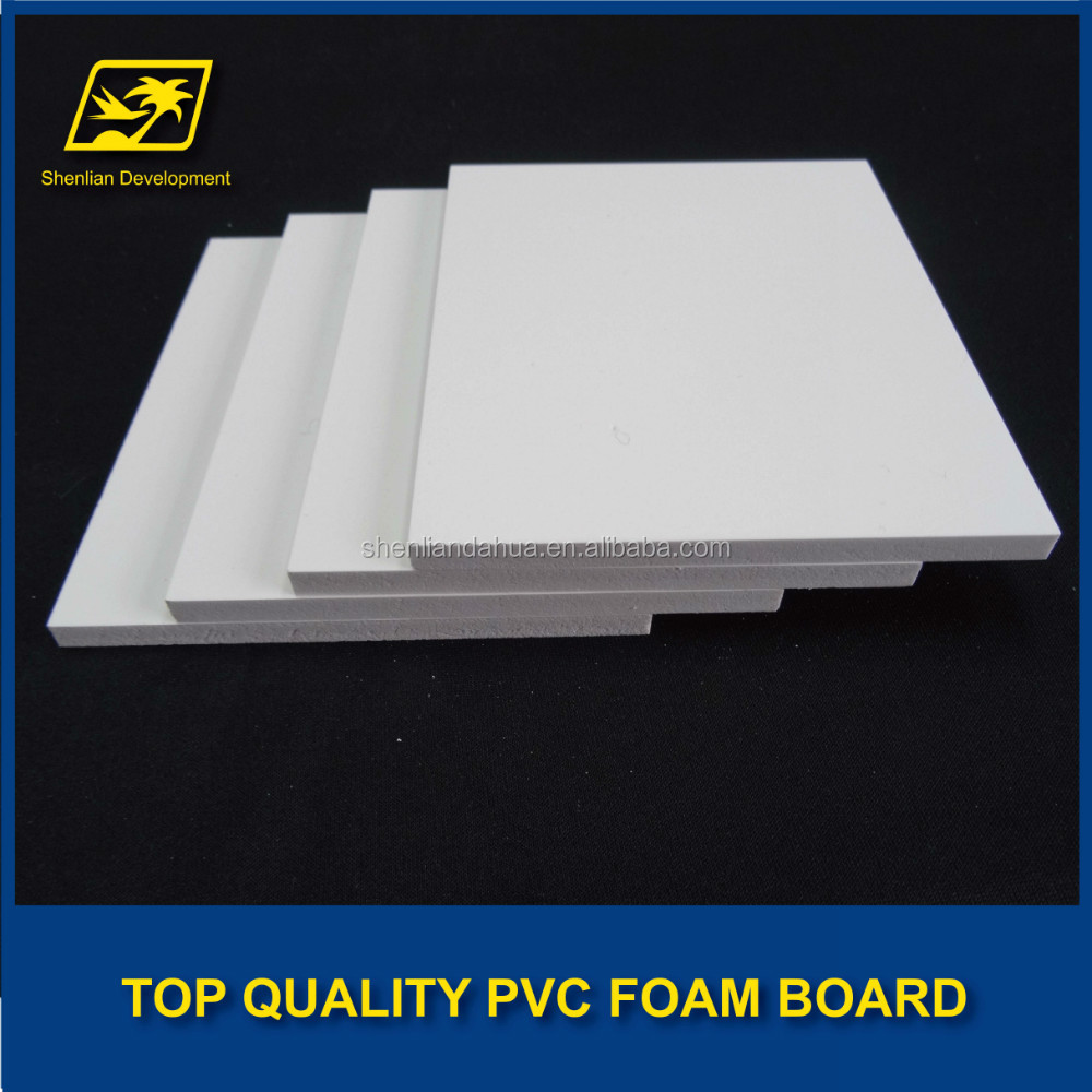 pvc rigid sheet/ laminated ceiling board/pvc foam outdoor