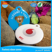 NEW product hot sell ISO paper rfid 125khz disc tag