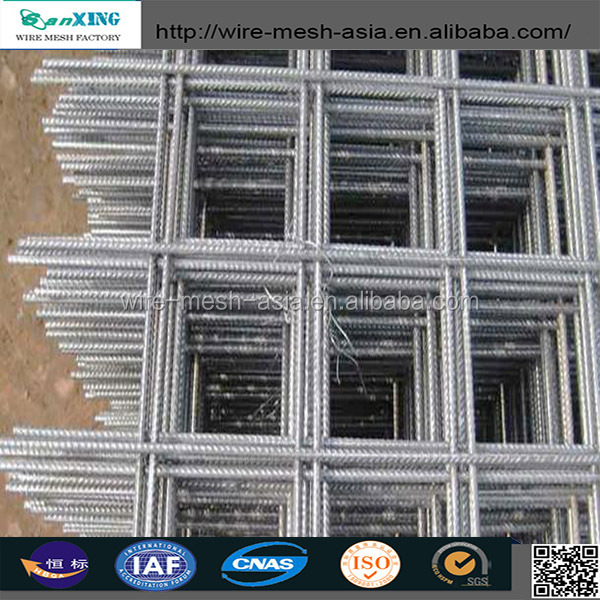 rebar mesh/Reinforcing Construction Welded Mesh Panel with best quality
