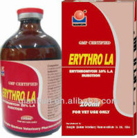 High Quality medicine:Erythromycin 10% L.A injection