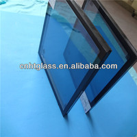 High quality translucent tempered insulated glass