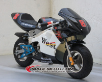 cheap price electrical pocket bike, super bike, 125cc super bike