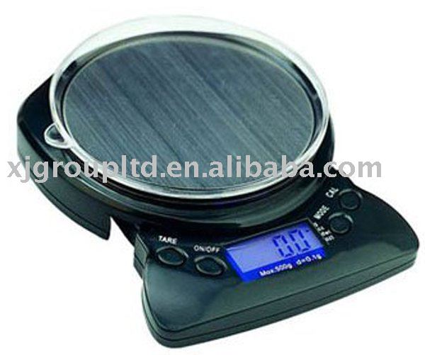 500g digital diamond scale