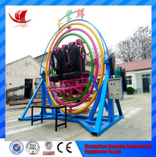 UK Standing Space Ball amusement rides offered for sale
