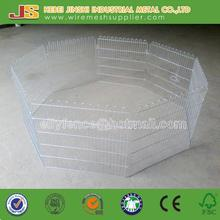 80x75cm 8 panels folding pet play pen exercise enclosure