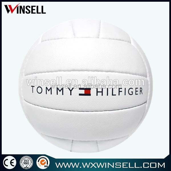 New design bottom price cloth volleyball