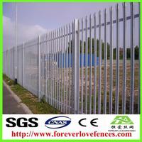 Manufacturer of low price Aluminum cheap garden gates/fence screen/Galvanized Iron Fence aluminium fence on Alibaba