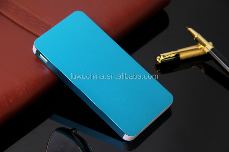 Good quality portable polymer battery 4000mah mobile power bank