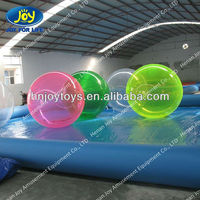 Swimming Pool Inflatable Space Ball with Various Colors