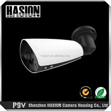 Varifocal zoom focusing waterproof ip66 Security bullet cctv camera outer casing