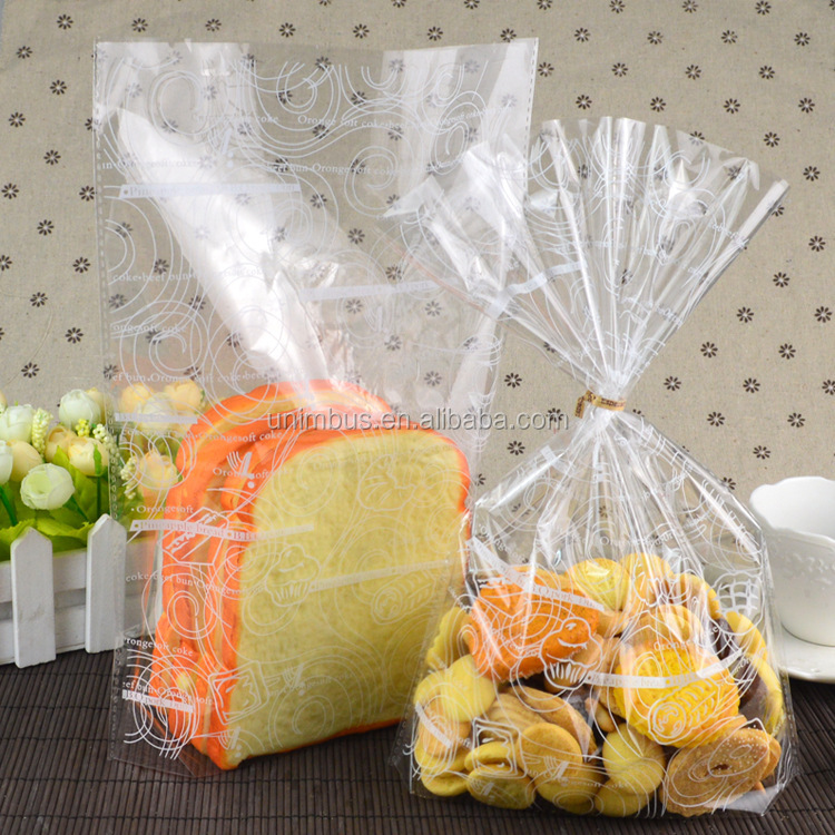 Wholesale Stay Fresh Bread Bags/Plastic Bread Bags
