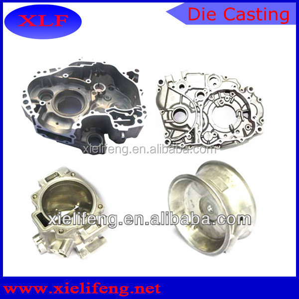 auto/bicycle/scooter/harware zinc die casting part