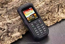 New Land rover rugged phone waterproof ip67 with walkie talkie x6 rugged gsm cellphone senior rugged phone.