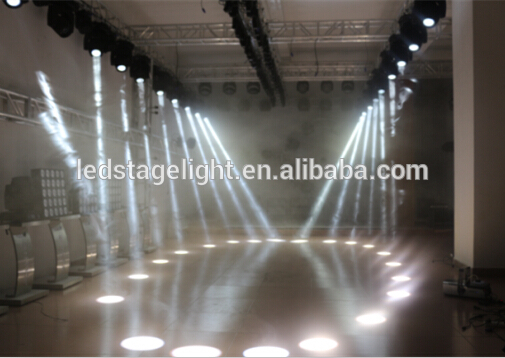 light weight GOBO Touch screen high quality 7R sharpy beam for stage use