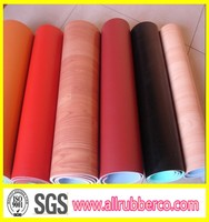 4.5mm thickness Grass land like PVC sport floor for indoor Badminton cour