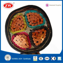 PVC/ Copper/Electric/Rubber/XLPE Insulated Cable