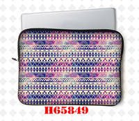 customized printed 7 inch neoprene laptop sleeve 2016 fashion factory selling