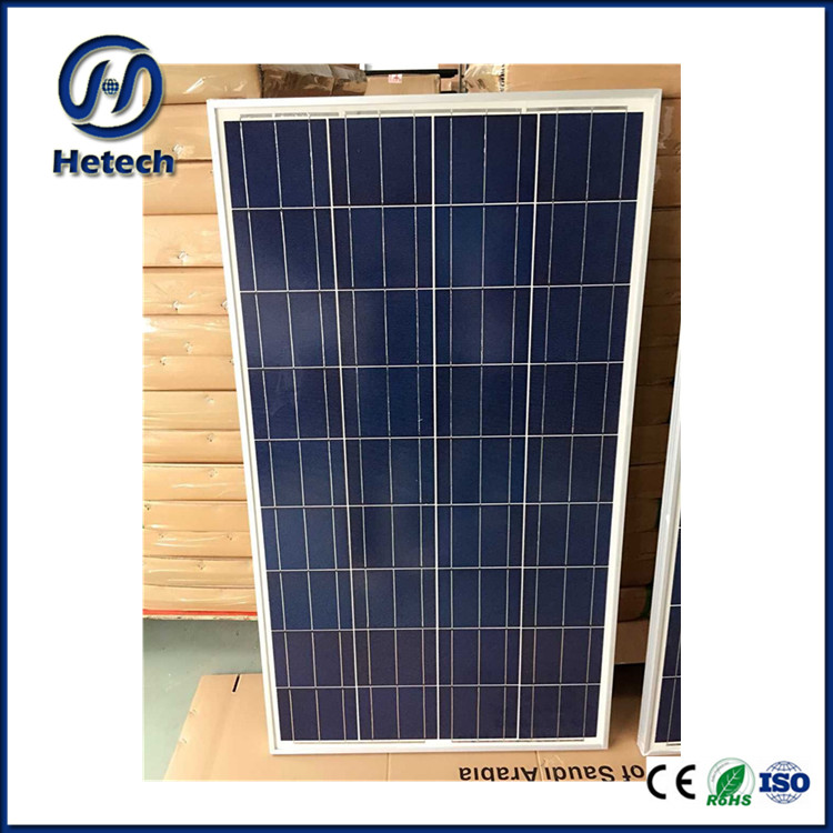 Top 10 quality products poly solar panel 150w solar panel with 25 years warranty