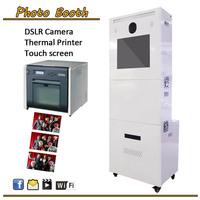 2016 New Technology Foldable Portable 3D Photo Booth Sales