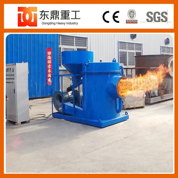 Automatic Power Saver Wood Pellet Burner Professional Manufacturer