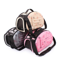 Pet Dog Cat Foldable EVA Travel Carrier