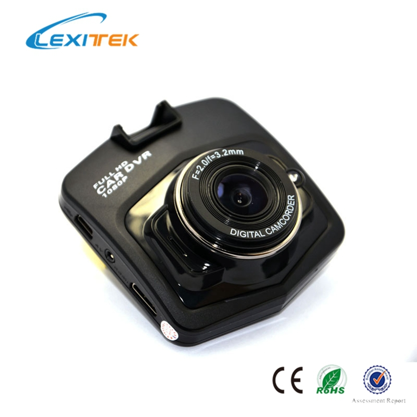 Lexitek D02H High Quality HD Loop Recrding Dash cam DVR Car Balck Box car dash camera GT300 Dashboard camera