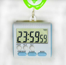 Magnetic Large LCD Digital Kitchen Timer Alarm Count Up Down Timers