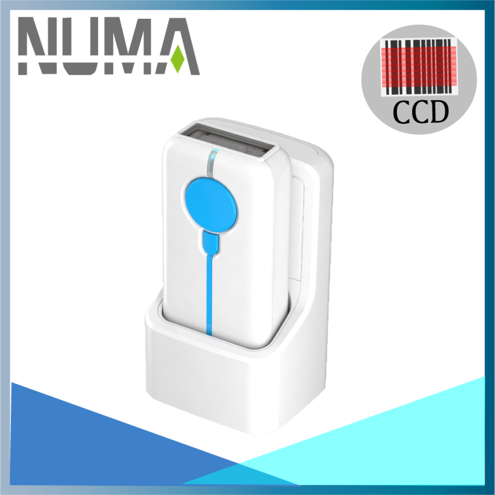 NEW Compact size wifi potable barcode scanner