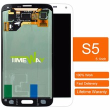 AAA quality for samsung s5 i9500 gt 9500 lcd