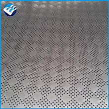 decorative perforated metal facades powder coated expanded mesh fencing